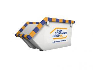 Puincontainer 3m3