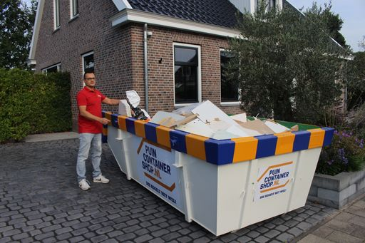 Bouwcontainers