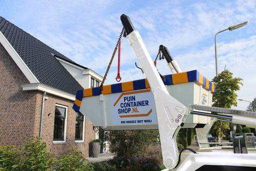 Container huren Den Haag plaatsen